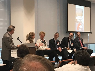 PwC: Making a Mark in the Seaport - May 2, 2017