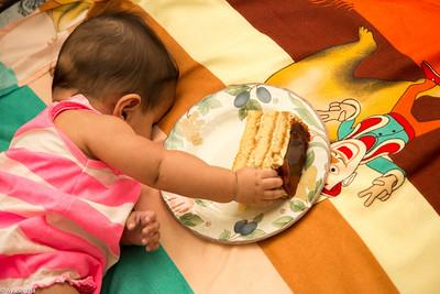 Aarya 6 Months Old