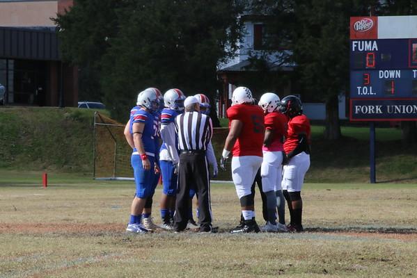 PG Football vs. Virginia Coast Academy Pt. 2 - Oct 28