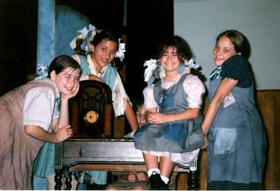 Biola Youth Arts Annie 1998
