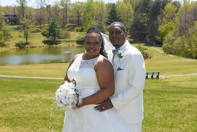 Monica & Kelvin Wedding
