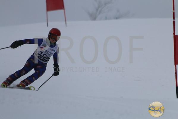 MJSL Boys Giant Slalom