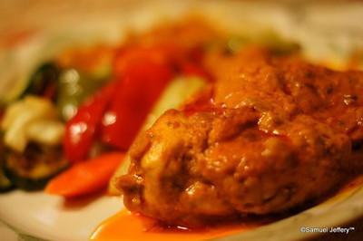 Macanese Chicken Recipe