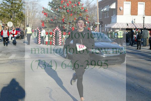 New Baltimore Jingle Bell Run 9 Dec 2018 5k Run