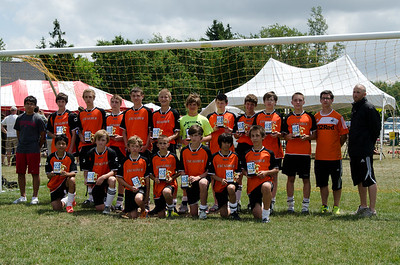 U14 boys Kalamazoo Invitational 2012