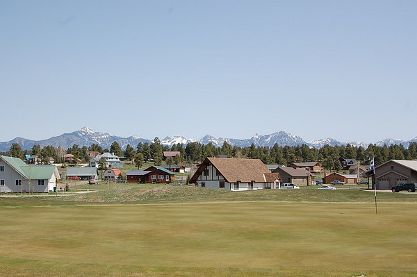 Journal Site 96:  Pagosa Springs Golf Club, May 11, 2008