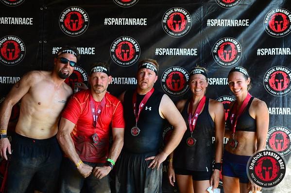 Washington D.C. Spartan Sprint 2016