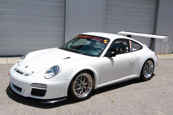 SOLD: 2010 Porsche 997.2 GT3 Cup For Sale