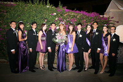 CHS HOMECOMING COURT • 10.28.11