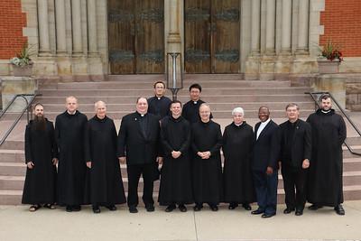 2017 Seminary Group Photos
