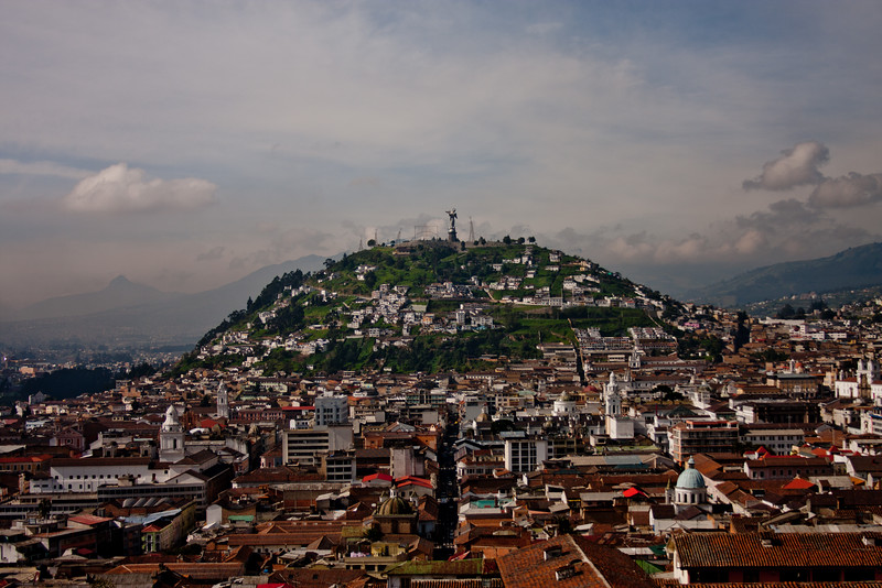 Virgin of Quito 2: Journey into Quito Ecuador
