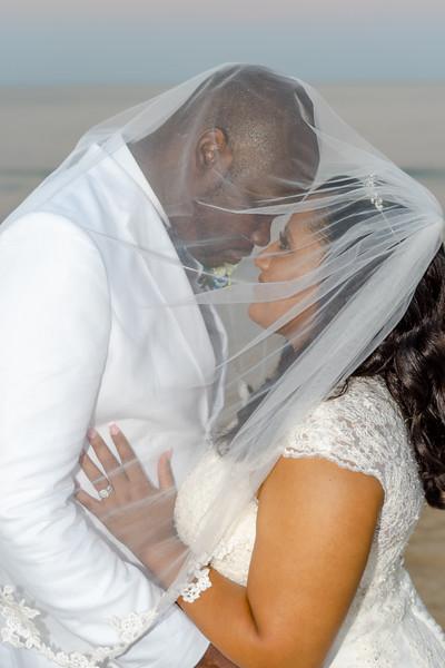 Sharese and Bernard's Wedding
