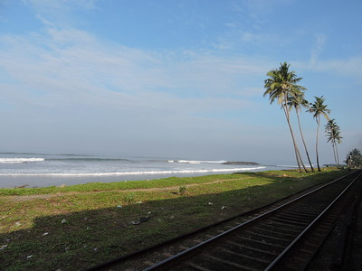 From Colombo to Galle