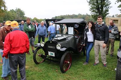 2016 Hershey Car Show