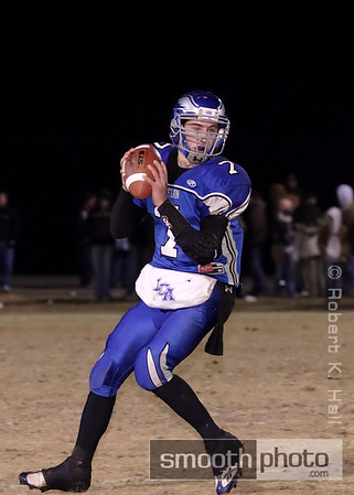 2007 Football Playoffs: HHS vs LCA