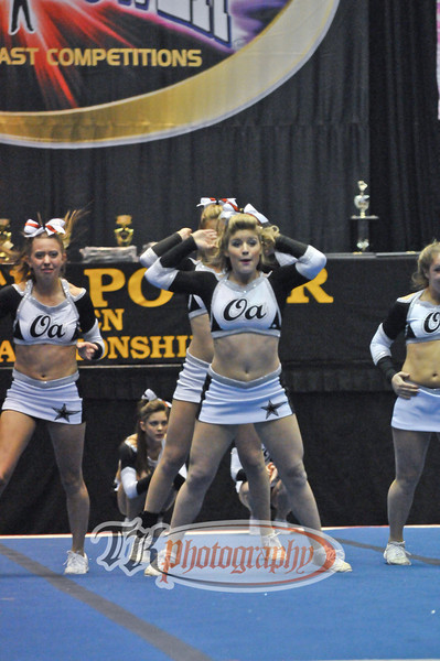 OA Angels CheerPower Lakeland 2012