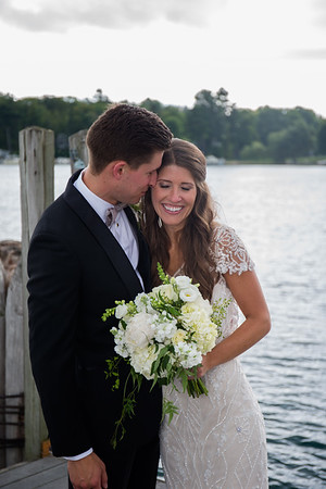 Kristina + Adam / Harbor Springs Wedding Photography
