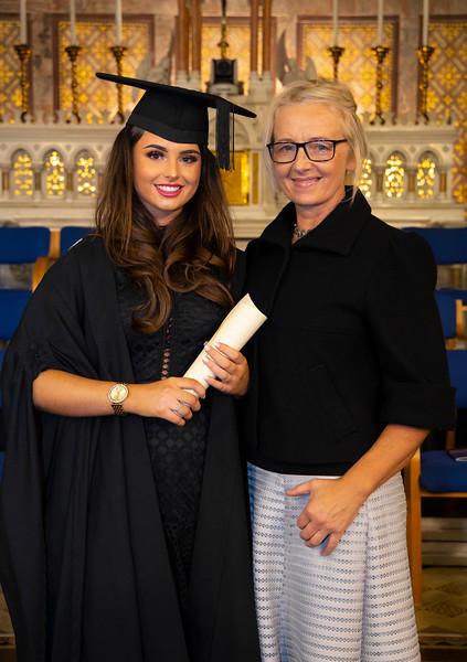 30/10/2019. Waterford Institute of Technology (WIT) Conferring Ceremonies is Lauren Mcgrath Ballymacoda, Co. Cork. Picture: Patrick Browne
