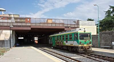2014-07  Nuoro Train Station
