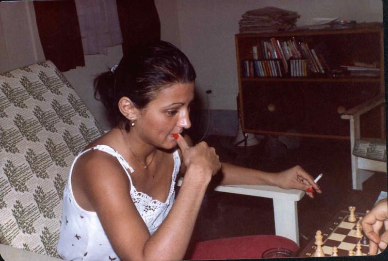 Luxilo 1988: Massinca de Gove