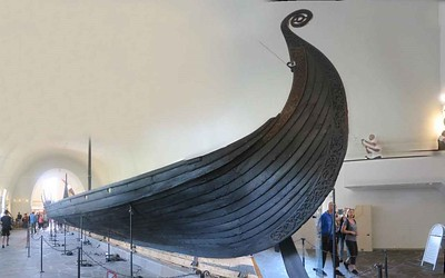 Oslo - Viking Ship Museum