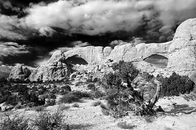Utah in Monochrome