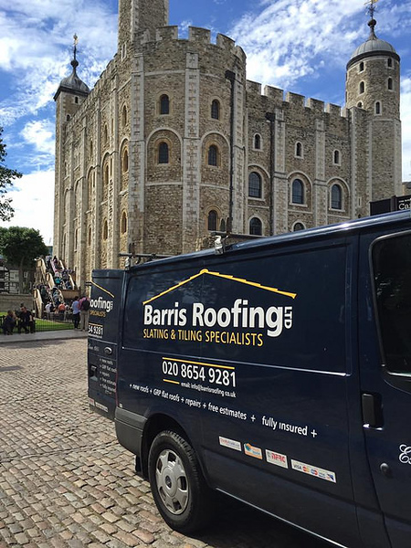 Barris at the Tower!