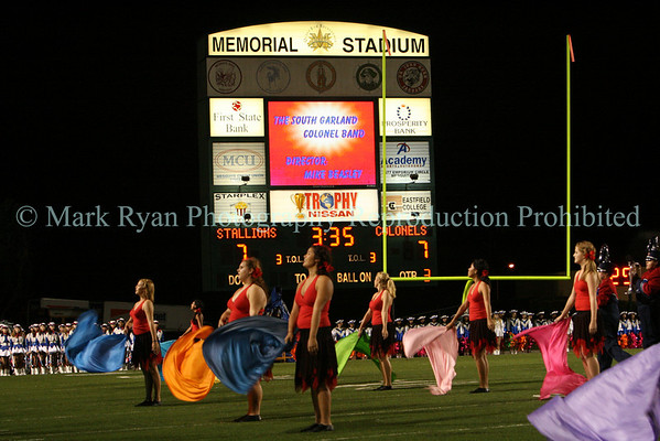 Band And Color Guard