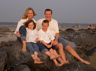 Barbra Ford and family