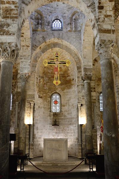 San Cataldo (1100`s A.D.)--Palermo, Sicily