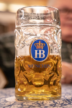 Monday - Hofbrau Haus
