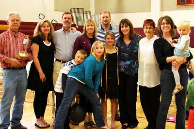 8th Grade Graduation - Extended Family