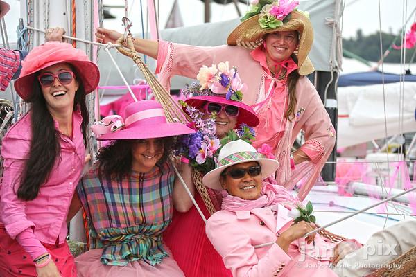 Pink Boat Regatta 2017