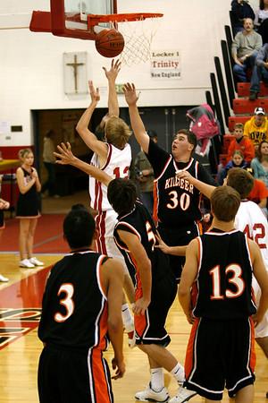 Titans Basketball 07-08