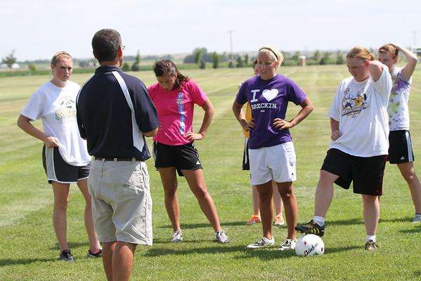 Cougar Women's Soccer