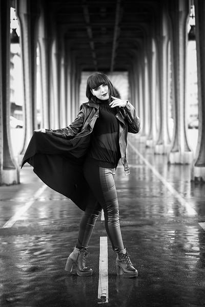 Lisa Zwarts, Un Jour D' Août 2019, à Paris, Bir Hakeim