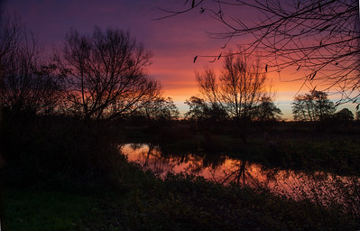 River Wey Sunrise 2