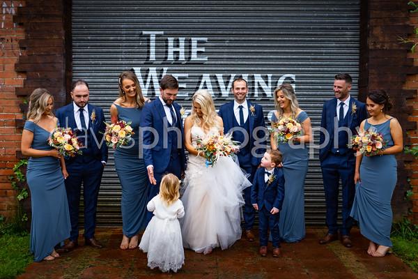 Samantha & Jonny Wedding Photography