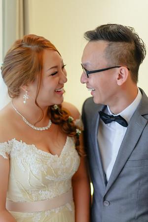 Irene  Tan + Desmond Tiong