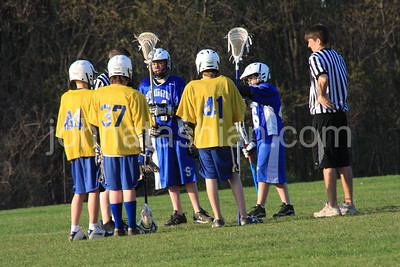 Lacrosse - Southington Junior White vs Vernon