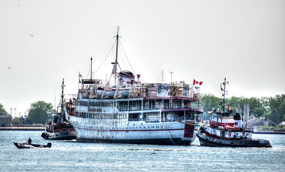 Goodbye Captain John's Seafood Ship