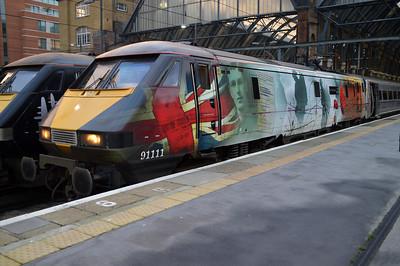 London Trip inc Depots  29/11/14.