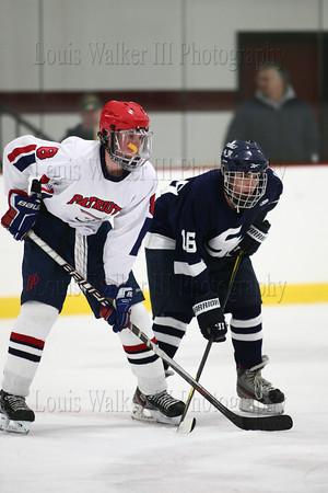 High School - Hockey 2012-2013