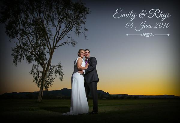 Emily & Rhys