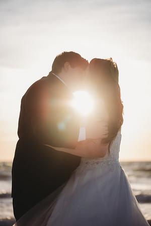 Taylor Beach Wedding
