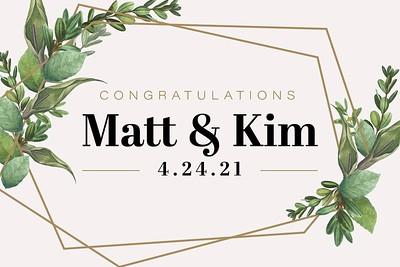 Matt & Kim (prints)