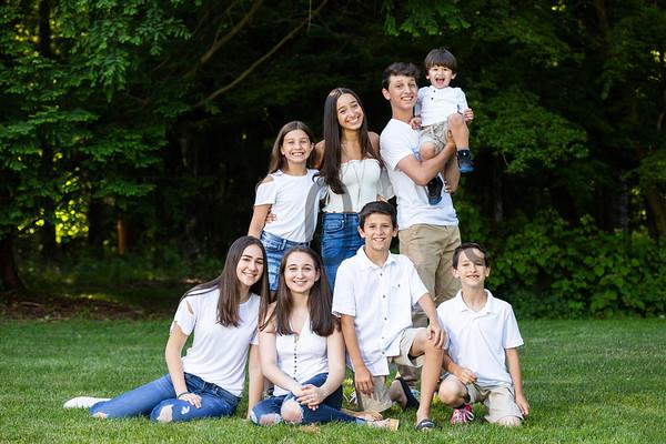 Hersh Family Portraits