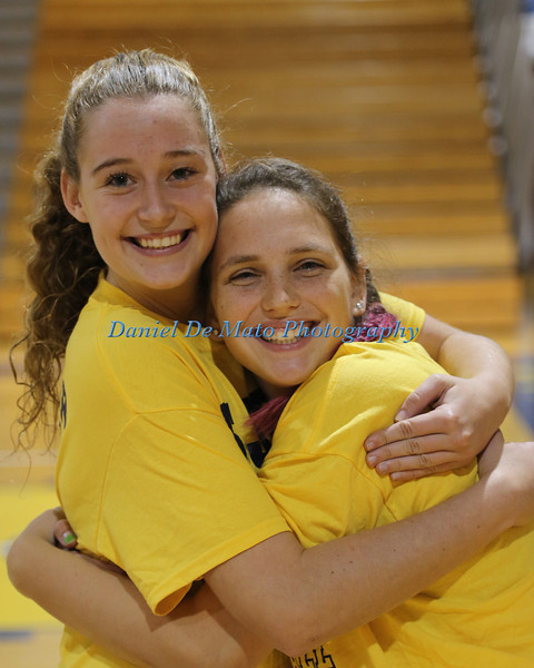SJC vs Farmingdale Women's Volleyball Senior night 10-24-12