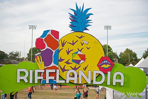 Rifflandia Festival Victoria, BC 9/14 - 17/17