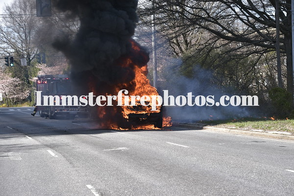 JERICHO CAR FIRE 4-1-2020